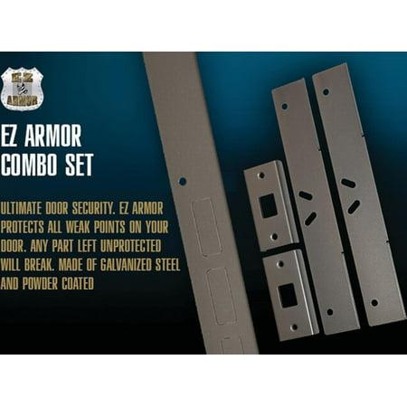 Interior Door Jamb (Armor SET-EZA-23000 Door Jamb Kit, 1-3/4 in Door Thickness, 48-1/2 in L )