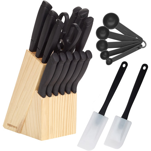Farberware 21-Piece Wave Cutlery Set