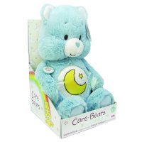 """Care Bears """"Bedtime Bear"""" Soother Bear Plush with Music & Lights"""
