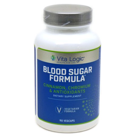 Dr Venessas Formulas Sugar Balance (Blood Sugar Formula by Vitalogic - 90)
