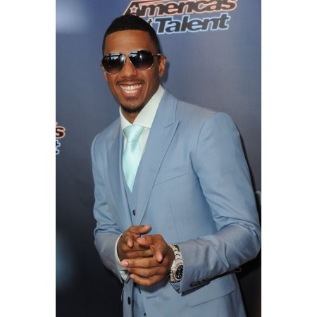 Nick Cannon At Arrivals For AmericaS Got Talent Season 10 Red Carpet Event New Jersey Performing Arts Center Newark Nj March 2 2015 Photo By Kristin CallahanEverett Collection - Halloween Events Nj