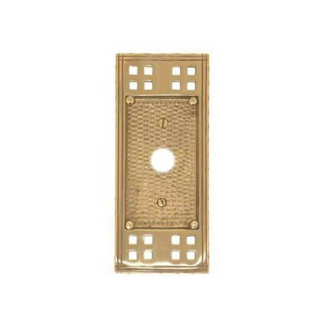 Brass Accents M05-S56TV-605 Single TV - Polished Brass - image 1 of 1