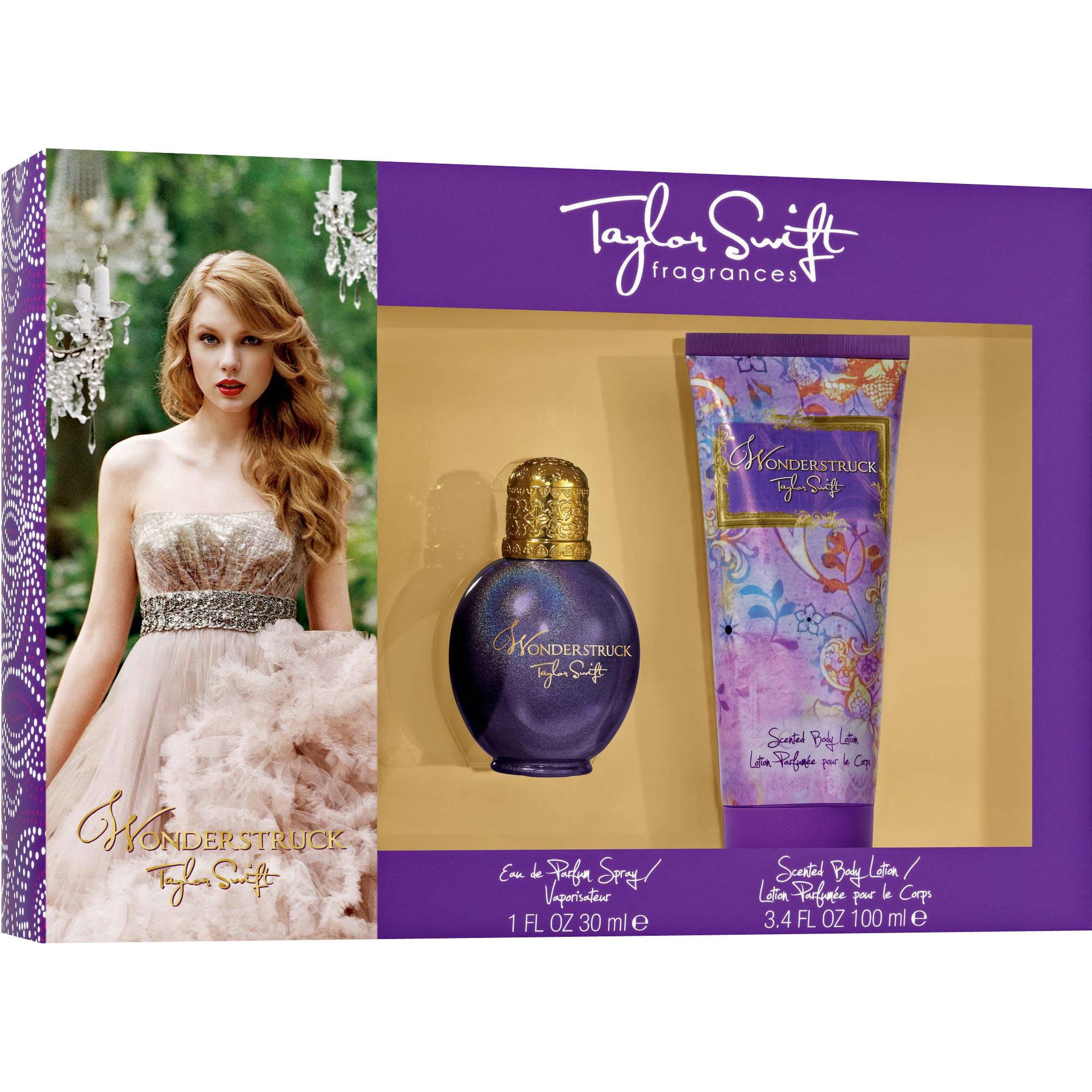 Taylor Swift Wonderstruck Set for Women, 2 pc