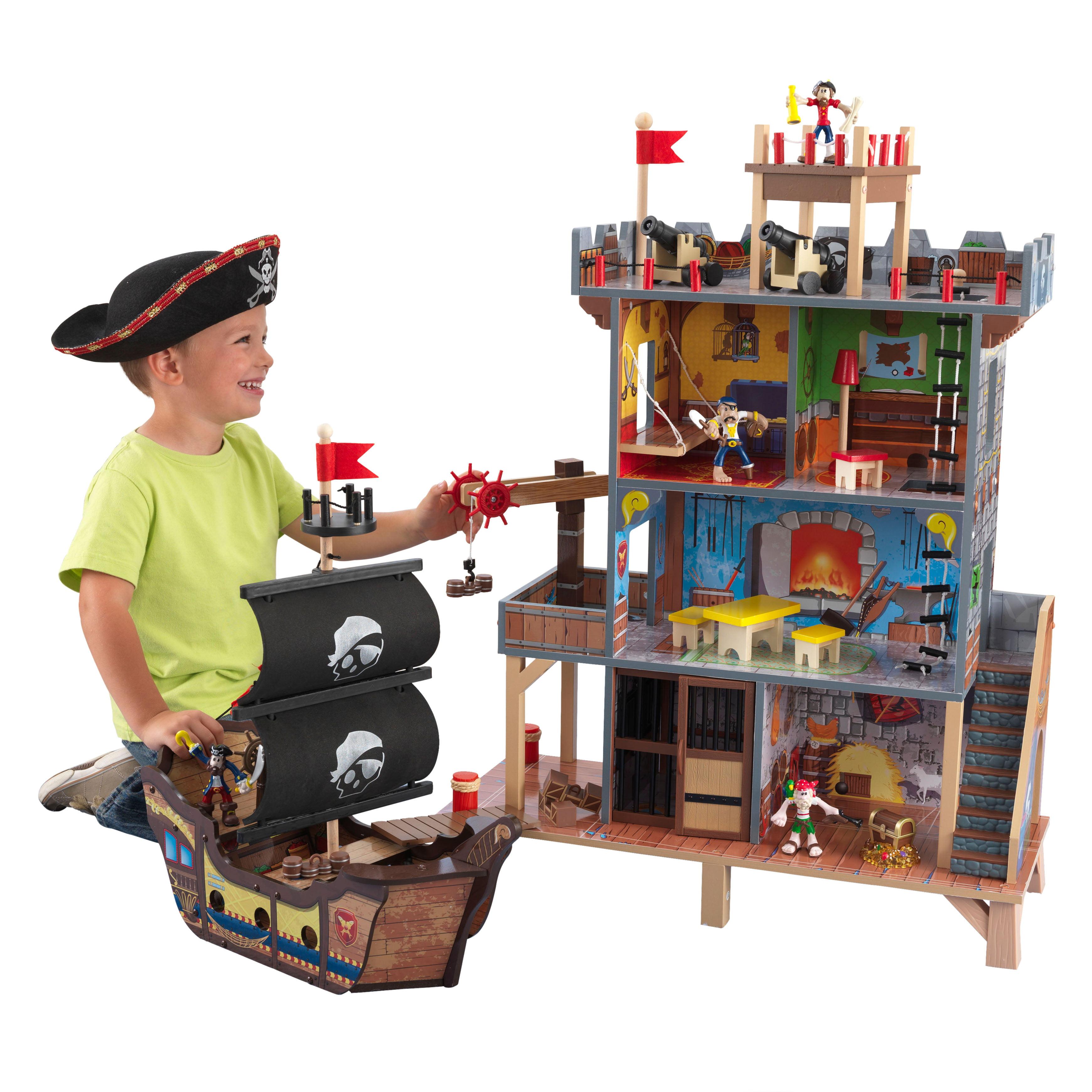 KidKraft Pirate's Cove Play Set by KidKraft