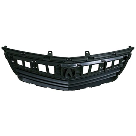 CPP Gray Grill Assembly For Acura TSX Grille Walmartcom - Acura tsx grill