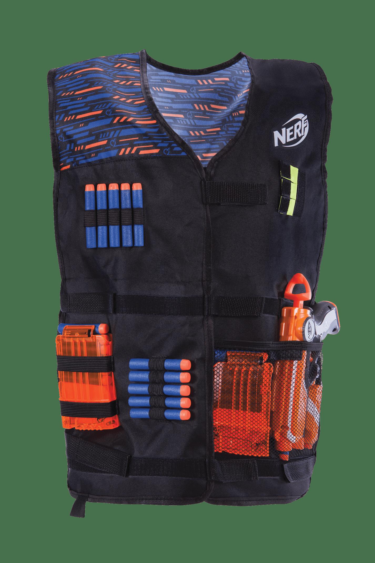 Nerf Tactical Vest Pack Walmart Com