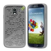 PureGear Amazing Retro Game Case for Samsung Galaxy S4 (Grey)