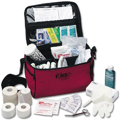 Sports Medical Kit and Carrier