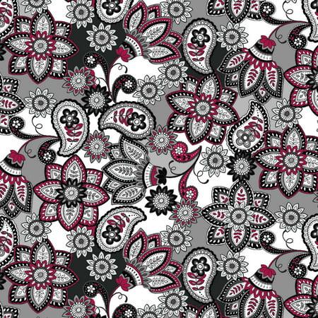 Beauty Fabric (David Textiles Cotton Pre-Cut Fabric Bali Beauty Fabric, per Yard )