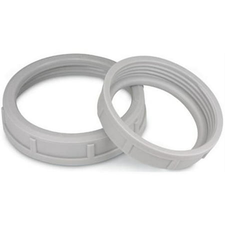 Morris Products 21736 Plastic Insulating Bushings 1.5 In. Pack Of 50 - image 1 of 1