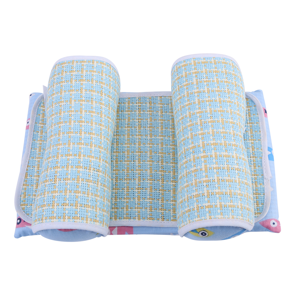 Safety Roll Blue for Baby Bed Support Pillow Support Cushion for Baby New