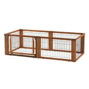 Richell Convertible Elite 6-Panel Pet Gate