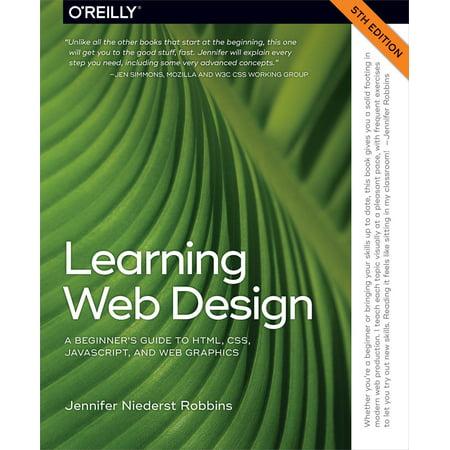 Learning Web Design - eBook
