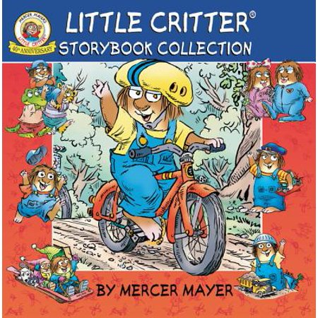 Little Critter Storybook Collection - Halloween Stories For Little Kids