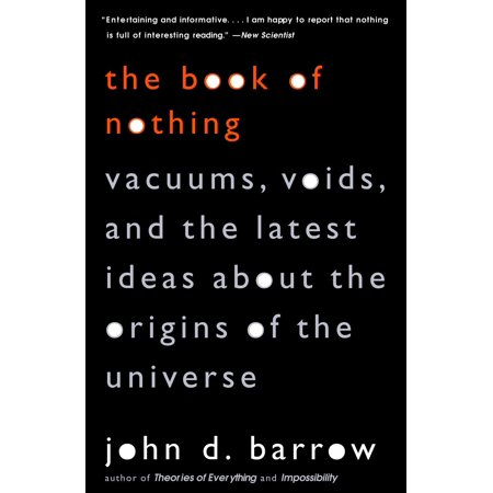 The Book of Nothing : Vacuums, Voids, and the Latest Ideas about the Origins of the Universe](Origins About Halloween)