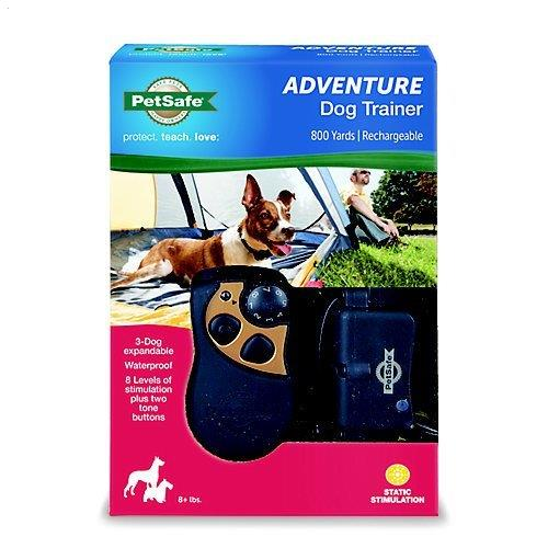 Petsafe Pdt00-15102 Adventure Expandable 800 Yard Dog Remote Trainer