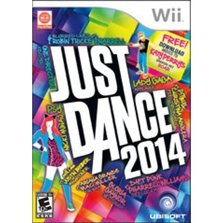 Just Dance 2014 - Nintendo Wii (Refurbished) (Just Dance 2014 World Dance Floor Wii)