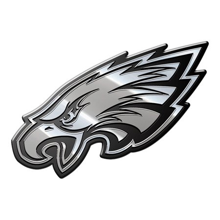 Nfl Football Emblem - NFL Philadelphia Eagles Metal Emblem