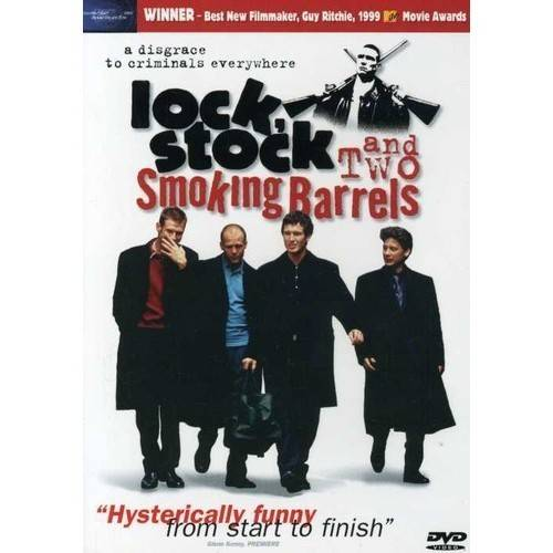 Lock, Stock And Two Smoking Barrels (Widescreen, Full Frame)