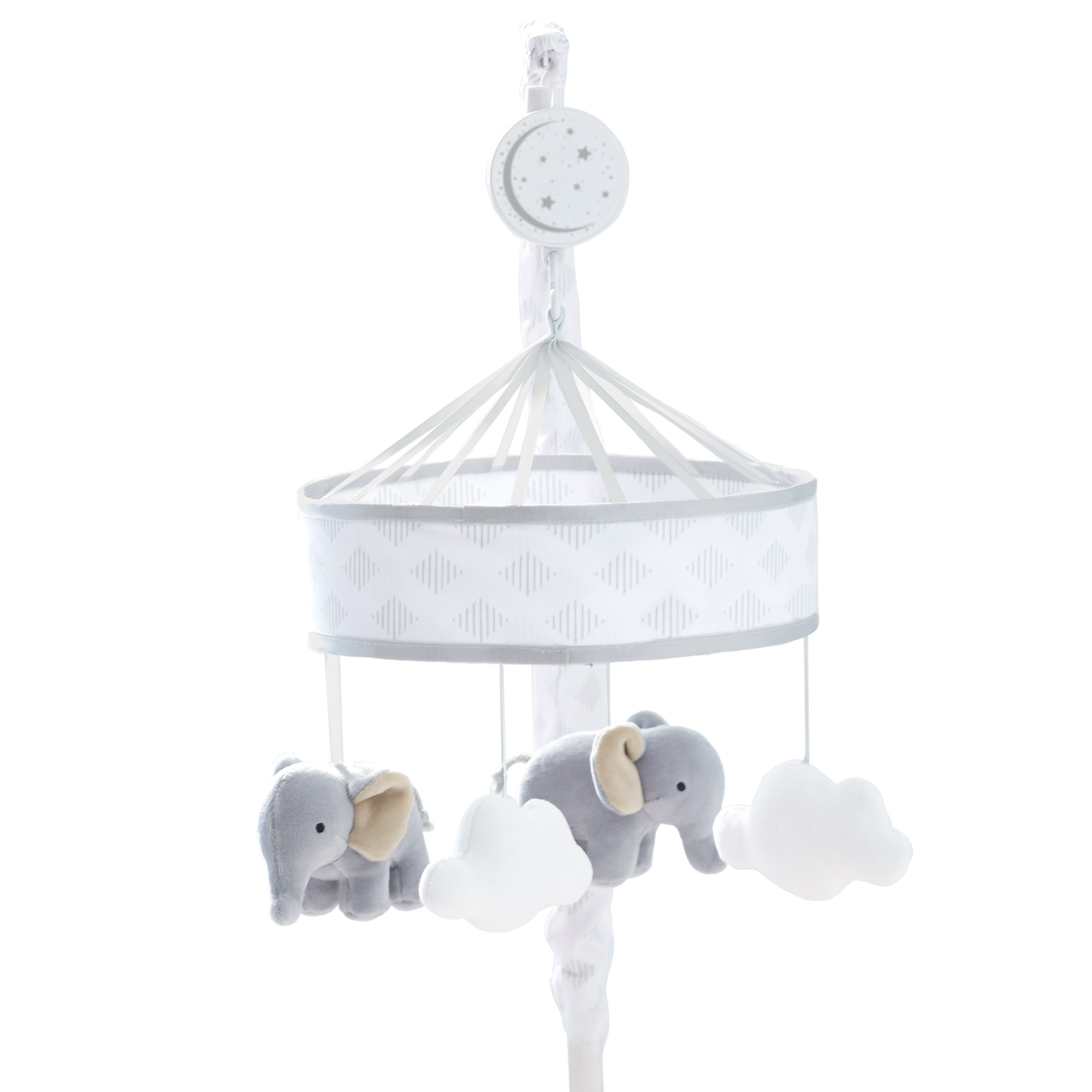 Just Born Dream Musical Mobile, Taupe Grey by Just Born