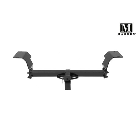 Magnus Assembly Class 2 Trailer Hitch 1.25 Inches Receiver Tube Custom Fit 2006-2009 Buick Lucerne & 2000-2005 Le Sabre Pontiac Bonneville & 2001-2003 Oldsmobile Aurora