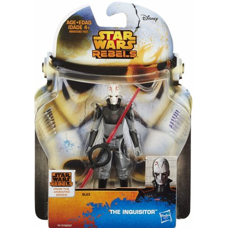 Star Wars Rebels Saga Legends 2015 The Inquisitor 3.75