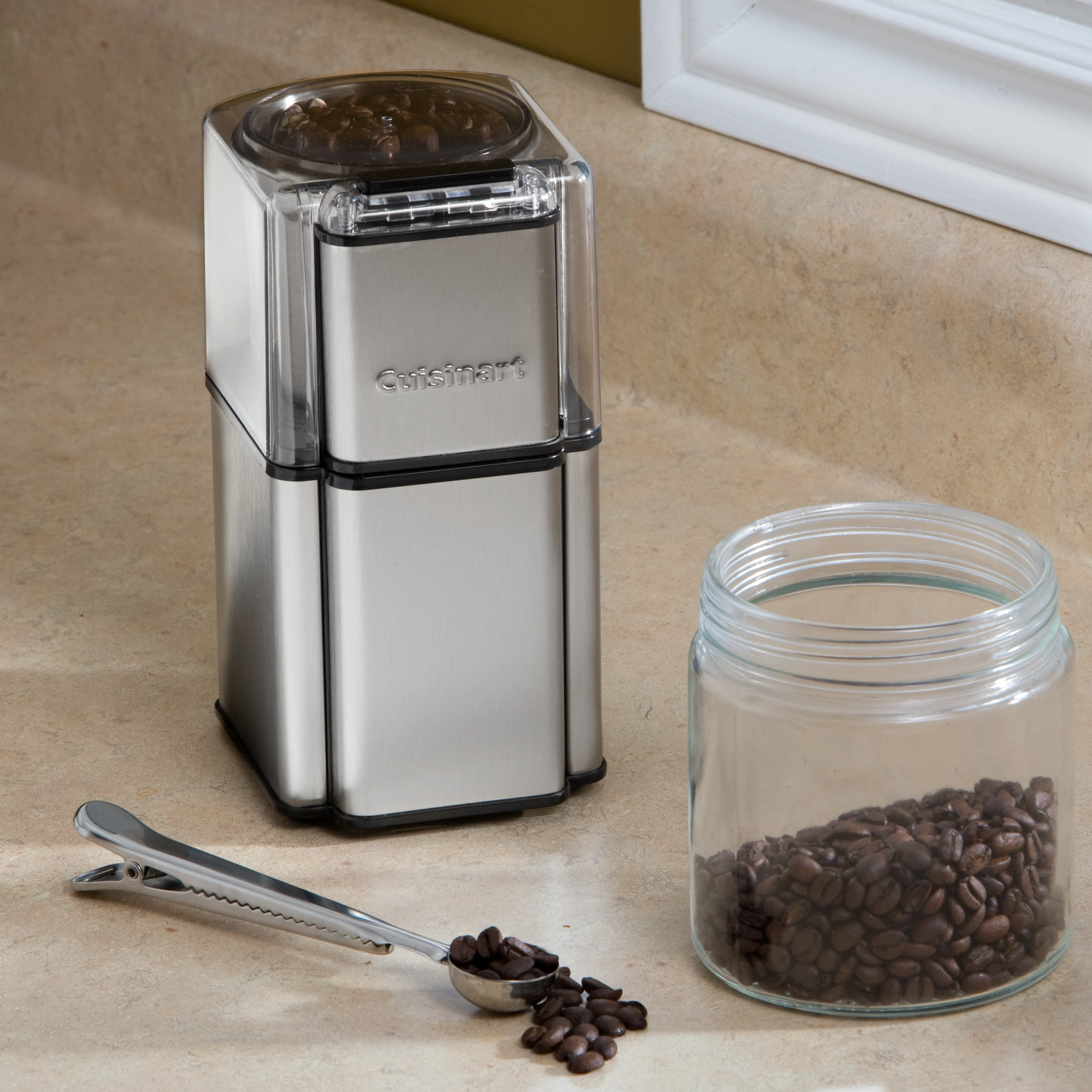 Cuisinart Grind Central Coffee Grinder DCG-12BC