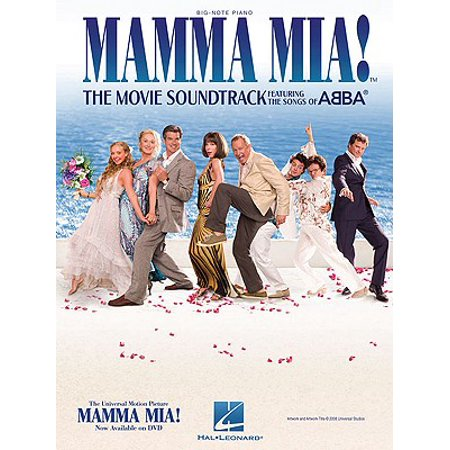 Mamma Mia! : The Movie Soundtrack Featuring the Songs of ABBA (Halloween Soundtrack Piano)