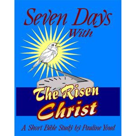 Seven Days with the Risen Christ - eBook