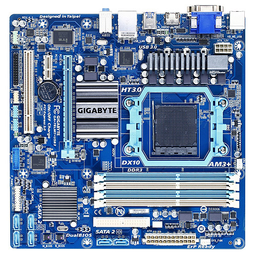 AMD FX-4100 Processor with Motherboard