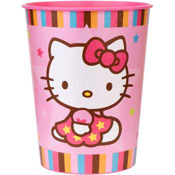 Hello Kitty Party Plastic Party Cup (each) - Party - Hello Kity Party
