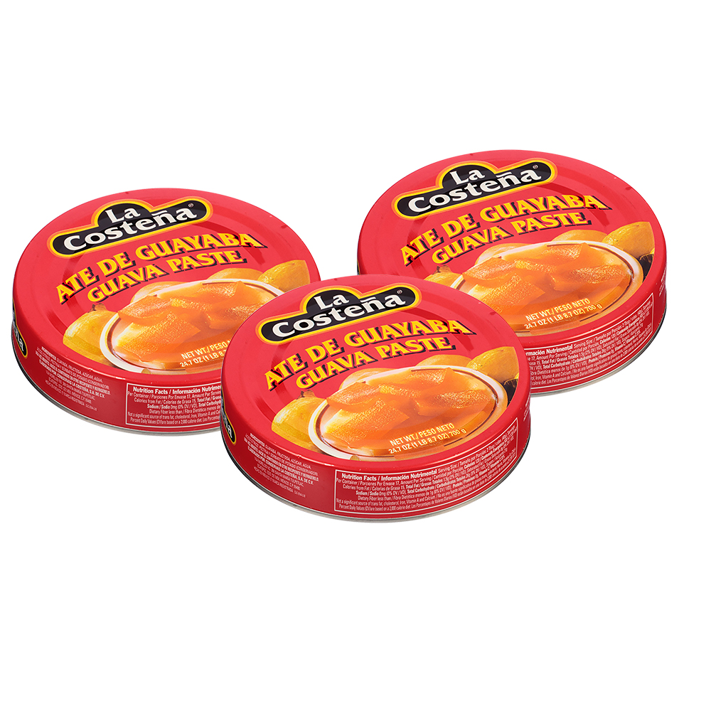 (2 Pack) La Costena® Guava Paste 24.7 oz. Can
