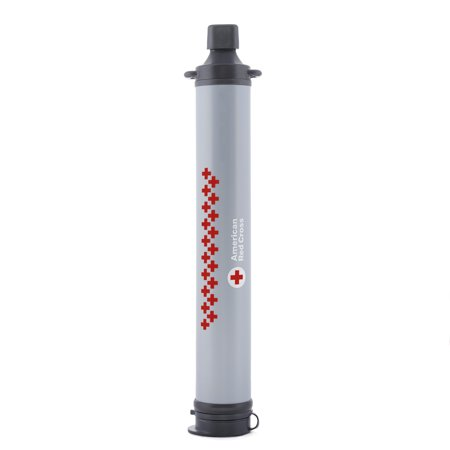 American Red Cross Water Filter Straw