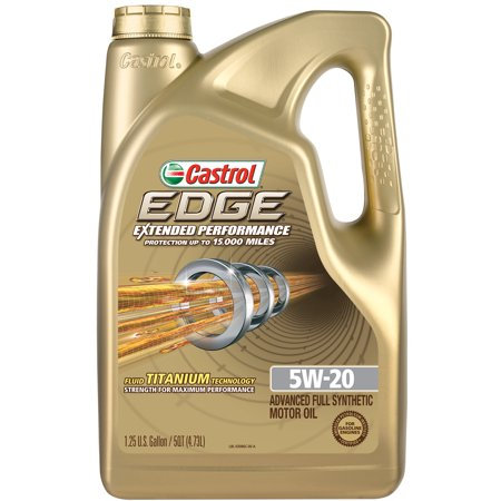 castrol edge extended performance 5w 20 full synthetic. Black Bedroom Furniture Sets. Home Design Ideas
