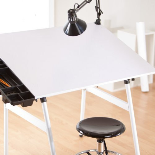 Martin Universal Berkeley 4-Piece Premier Combo Adjustable Drafting Table