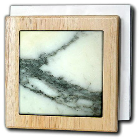 like veined white marble print