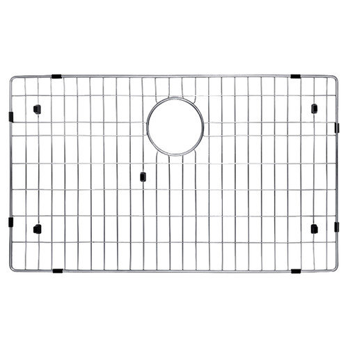 Kraus Stainless Steel 27'' x 16'' Bottom Grid