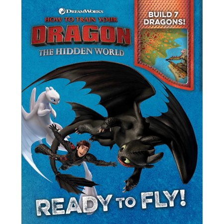 DreamWorks How to Train Your Dragon: The Hidden World: Ready to