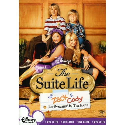 The Suite Life Of Zack And Cody: Lip Synchin' In The Rain (Full Frame)