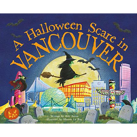 Halloween Scare in Vancouver, A](Vancouver Halloween Night)