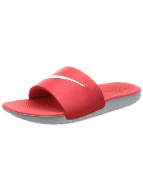 0771e0d201d746 Product Image Nike 819352-600  Boys  Kawa GS PS University Red White Slide