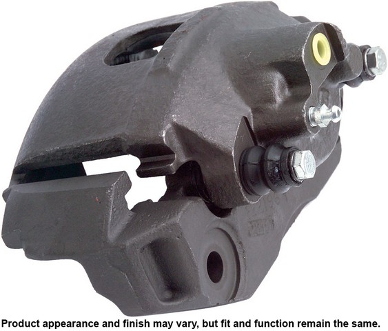 Unloaded Brake Caliper Cardone 18-B4607 Remanufactured Domestic Friction Ready