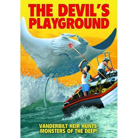 DEVILS PLAYGROUND (DVD) (B&W/1932) (DVD) (Playground Dvd)