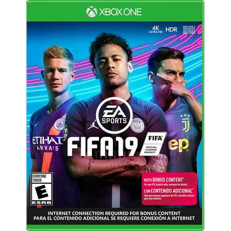 FIFA 19, Electronic Arts, Xbox One, 014633371666