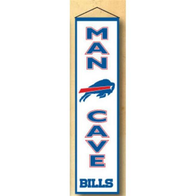 Winning Streaks Sports 49166 Buffalo Bills Man Cave Banner