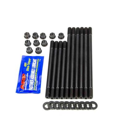 12 Point Nut Kit - ARP Cylinder Head Stud Kit 12 Point Chromoly Dodge 4-Cylinder P/N 141-4203
