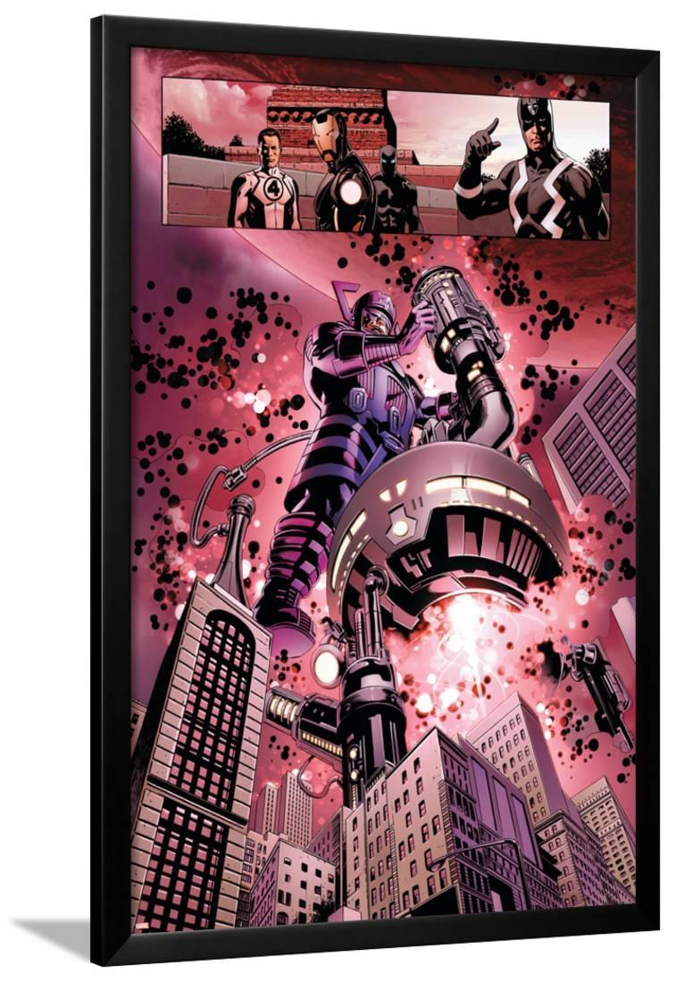 Avengers Galactus
