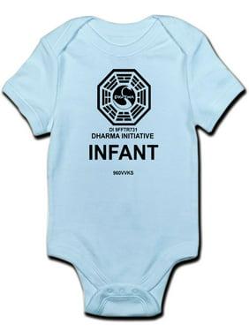 c4d69fc1f Product Image CafePress - Dharma Initiative Infant Bodysuit - Baby Light  Bodysuit
