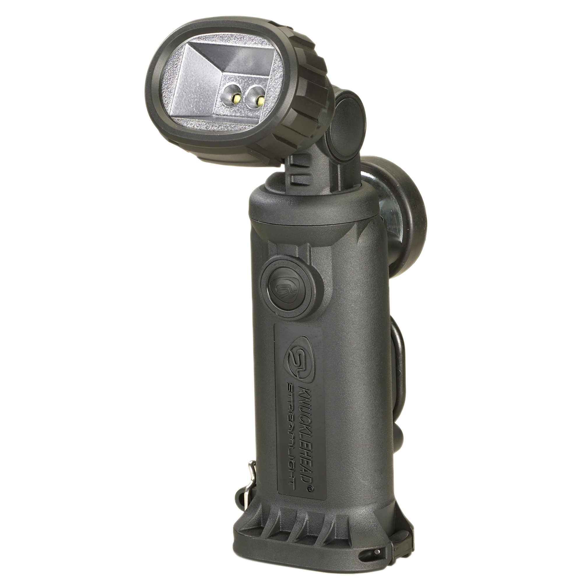 Streamlight Knucklehead Light with Charger Holder 120V AC Cord & DC Cord, Black by Streamlight