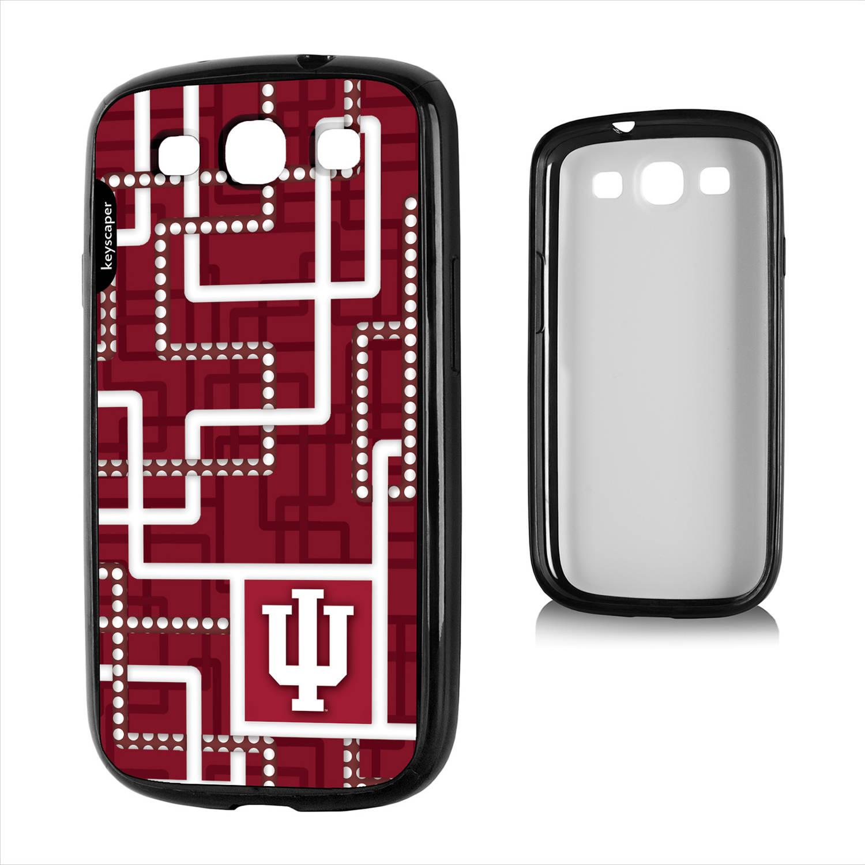 Indiana Hoosiers Galaxy S3 Bumper Case